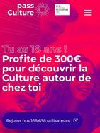 Pass Culture : permettre à tous les jeunes de 18 ans d'accéder à la culture